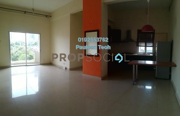 For Rent Condominium at Anggun Puri, Dutamas Freehold Semi Furnished 3R/2B 1.8k
