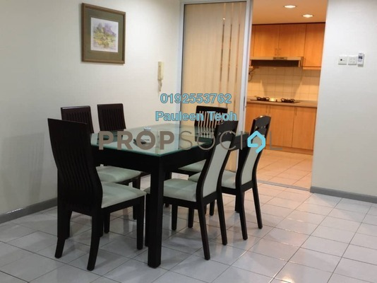 For Rent Condominium at Mont Kiara Pines, Mont Kiara Freehold Fully Furnished 3R/2B 3.2k