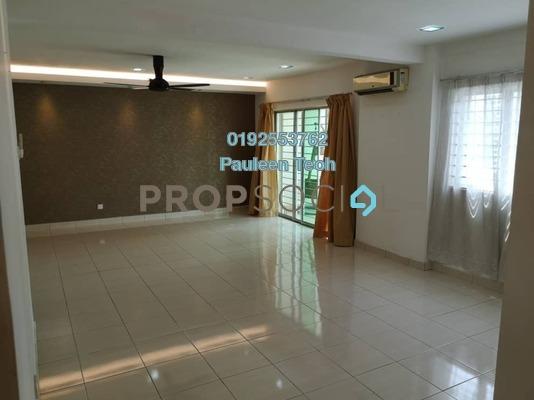 For Rent Condominium at Villa Makmur, Dutamas Freehold Semi Furnished 3R/2B 1.8k