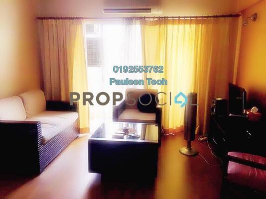 For Rent Condominium at Anggun Puri, Dutamas Freehold Fully Furnished 3R/2B 1.55k