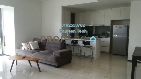 For Rent Condominium at The Breezeway, Desa ParkCity Freehold Fully Furnished 2R/2B 4.2k
