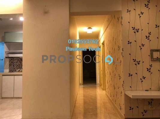 For Rent Condominium at Anggun Puri, Dutamas Freehold Semi Furnished 2R/2B 1.7k