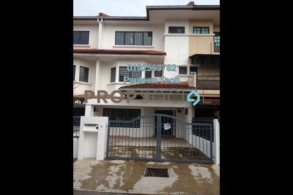 For Sale Terrace at BU6, Bandar Utama Freehold Semi Furnished 5R/4B 1.65m