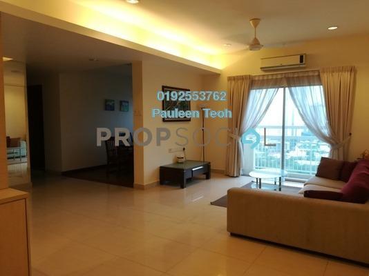 For Sale Condominium at Anggun Puri, Dutamas Freehold Fully Furnished 3R/3B 850k