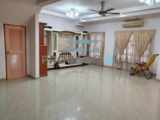 For Sale Terrace at Puteri 12, Bandar Puteri Puchong Freehold Semi Furnished 4R/3B 980k