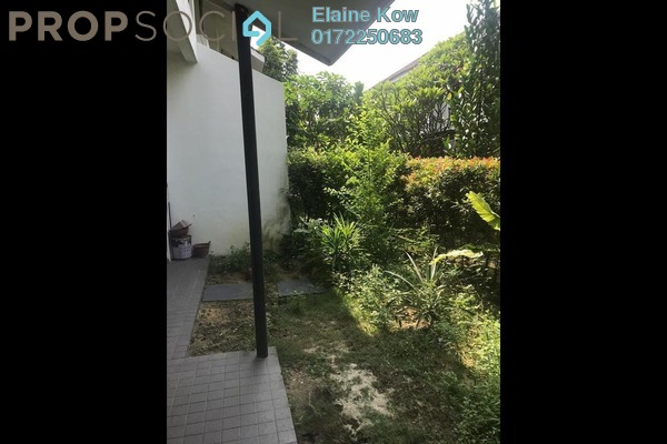 For Sale Terrace at Lake Edge, Puchong Freehold Semi Furnished 4R/4B 1m