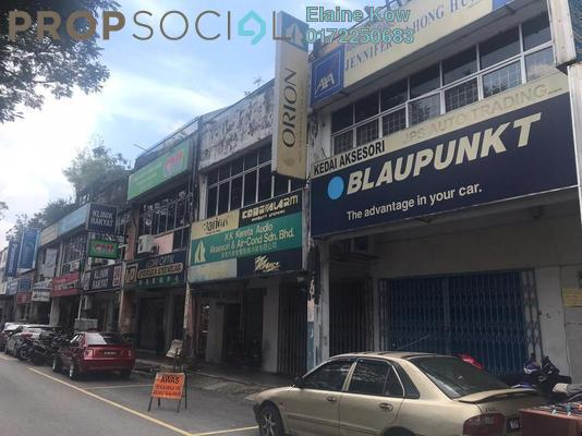 For Sale Apartment at Section 3, Petaling Jaya Freehold Semi Furnished 5R/3B 499k