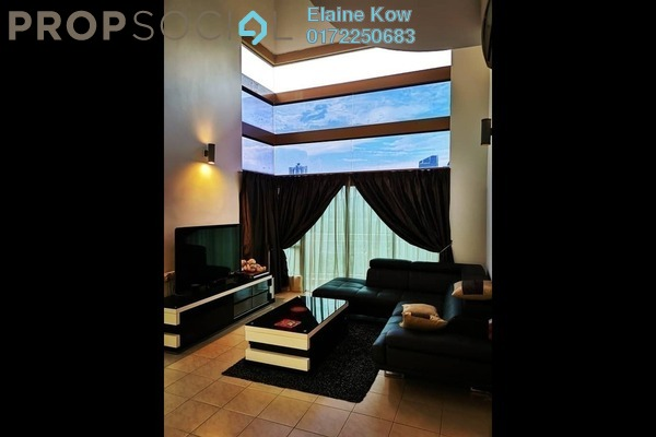 For Rent Condominium at Cita Damansara, Sunway Damansara Freehold Fully Furnished 4R/4B 3.5k