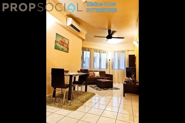 For Rent Condominium at Riana Green, Tropicana Freehold Fully Furnished 2R/2B 1.7k