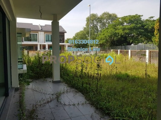 For Sale Terrace at Lakeside Residences, Puchong Freehold Unfurnished 5R/4B 1.25m