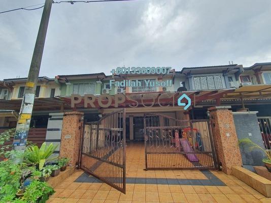 For Sale Terrace at Prima Saujana, Kajang Freehold Unfurnished 4R/3B 540k