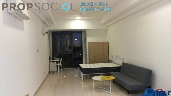 For Rent Condominium at VIVO Suites @ 9 Seputeh, Old Klang Road Freehold Fully Furnished 1R/1B 1.8k