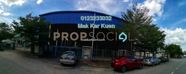 For Sale Factory at LEKAS 18, Semenyih Freehold Unfurnished 0R/0B 2.65m