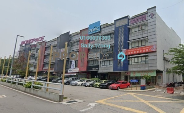 For Sale Shop at The Earth Bukit Jalil, Bukit Jalil Leasehold Unfurnished 0R/0B 2.6m