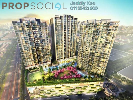 For Sale Serviced Residence at Greenfield Residence, Bandar Sunway Freehold Semi Furnished 2R/2B 400k