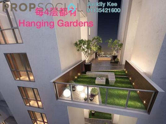 For Sale Condominium at Continew, Pudu Freehold Fully Furnished 2R/2B 822k