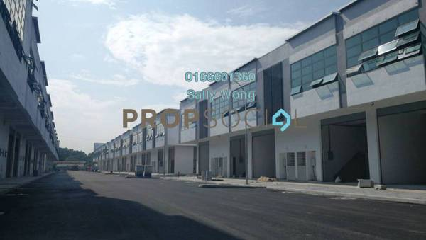 For Sale Factory at Sentral 27, Shah Alam Freehold Unfurnished 1R/2B 3.27m