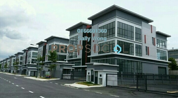 For Rent Factory at Sekitar 26, Shah Alam Freehold Unfurnished 0R/0B 17k