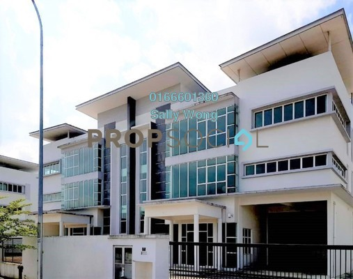 Factory For Sale in Semenyih Integrated Industrial Park, Semenyih Freehold Unfurnished 1R/2B 3m