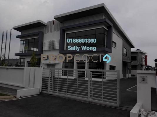 Factory For Sale in Gateway 16, Bandar Bukit Raja Freehold Unfurnished 1R/2B 3m