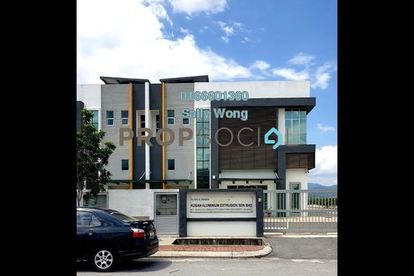 Factory For Sale in Lekas 10 Industrial Park, Semenyih Freehold Unfurnished 1R/2B 4.5m