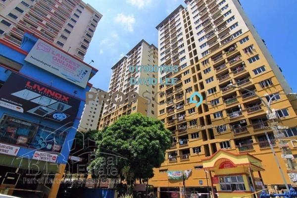 For Rent Apartment at Pelangi Damansara, Bandar Utama Freehold Unfurnished 3R/2B 950translationmissing:en.pricing.unit
