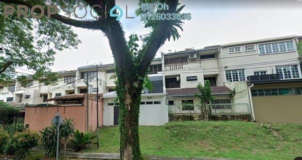 For Rent Terrace at BU11, Bandar Utama Freehold Semi Furnished 4R/3B 2.9k