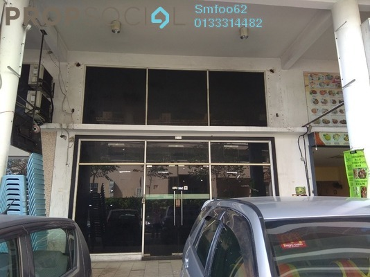 For Rent Shop at Platinum Mondrian PV128, Setapak Freehold Semi Furnished 0R/0B 12k