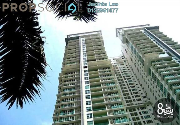 Condominium For Sale in The Pearl, KLCC Freehold Semi Furnished 4R/5B 1.94m