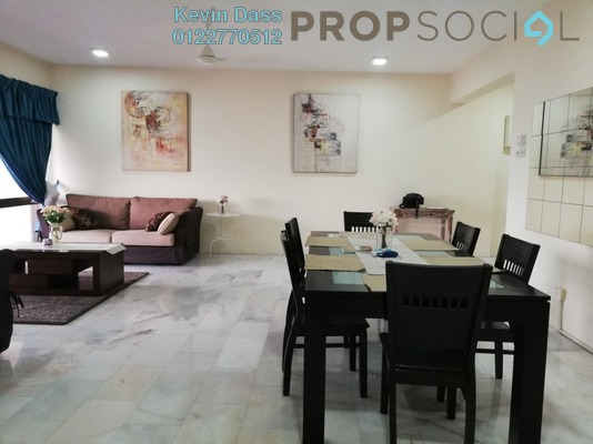 For Rent Condominium at Belair, Damansara Heights Freehold Fully Furnished 3R/2B 4k