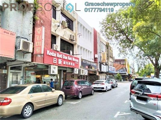 Shop For Rent in Taman Pelangi, Johor Bahru Freehold Unfurnished 0R/0B 1k