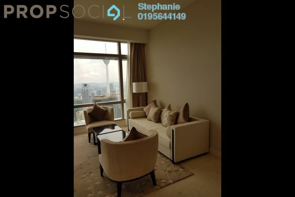 Condominium For Rent in Banyan Tree, KLCC Freehold Fully Furnished 2R/2B 9k