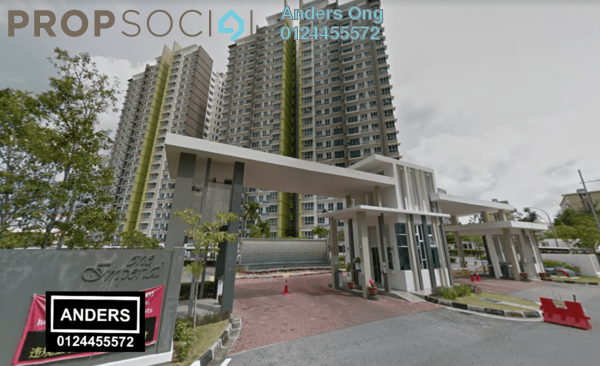 Condominium For Rent in One Imperial, Sungai Ara Freehold Fully Furnished 3R/2B 1.5k