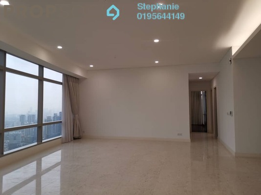Condominium For Rent in Banyan Tree, KLCC Freehold Semi Furnished 3R/3B 10.5k