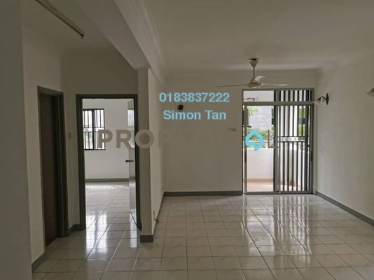 For Sale Condominium at D'Aman Crimson, Ara Damansara Freehold Semi Furnished 3R/2B 370k