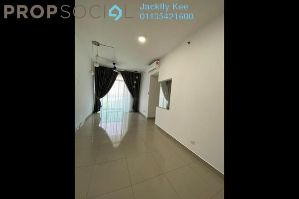 For Rent Condominium at Mutiara Ville, Cyberjaya Freehold Semi Furnished 3R/2B 1.15k
