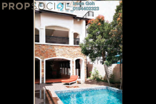 Bungalow For Sale in Moonlight Bay, Batu Ferringhi Freehold Fully Furnished 4R/5B 4.19m