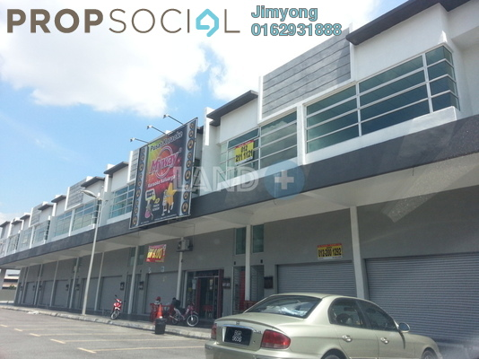 For Rent Shop at PJS 2, PJ South Freehold Unfurnished 0R/1B 2.5k