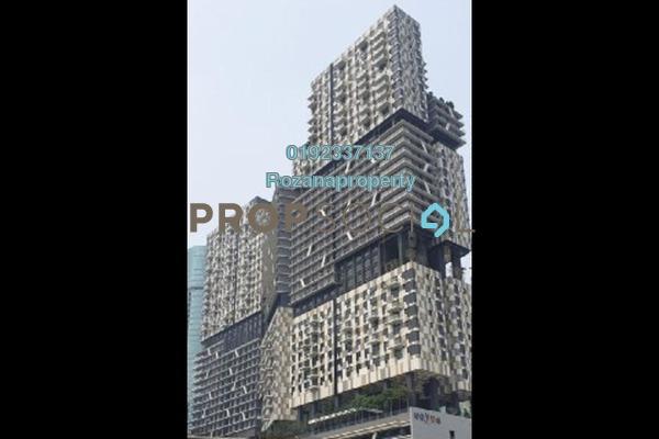 For Rent Condominium at Novum, Bangsar South Freehold Fully Furnished 2R/2B 3.7k