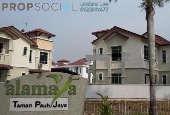 For Sale Semi-Detached at Taman Pauh Jaya, Seberang Jaya Freehold Semi Furnished 5R/4B 648k