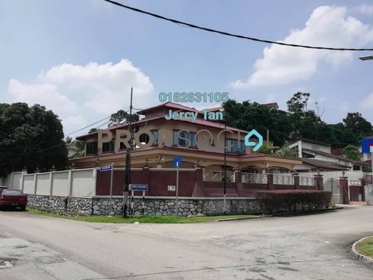 For Sale Bungalow at Bangsar Hill Park, Bangsar Freehold Semi Furnished 0R/0B 4.59m