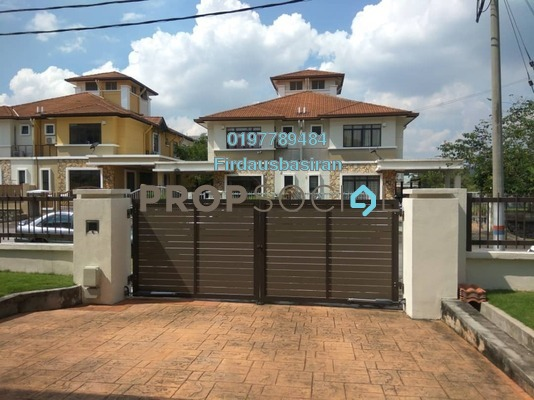 Bungalow For Sale in Mutiara Indah, Puchong Freehold unfurnished 5R/4B 1.28m