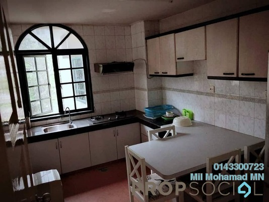Condominium For Sale in City Gardens, Bukit Ceylon Freehold Fully Furnished 3R/2B 535k