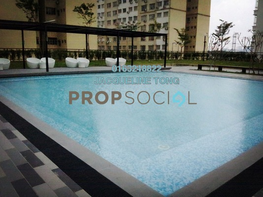 Condominium For Sale in 1120 Park Avenue, PJ South Freehold Semi Furnished 3R/2B 420k