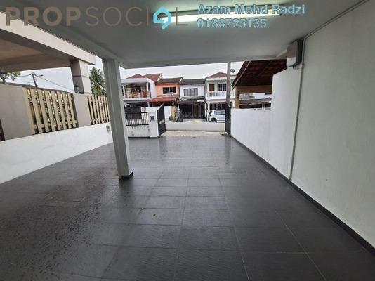 For Sale Terrace at Taman Rasmi Jaya, Ampang Freehold Semi Furnished 4R/3B 710k