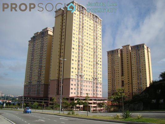For Sale Condominium at Angkasa Condominiums, Cheras Freehold Unfurnished 3R/2B 360k