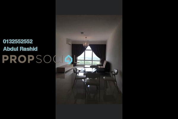 Apartment For Sale in Pandan Residence 1, Johor Bahru Freehold Semi Furnished 2R/2B 350k