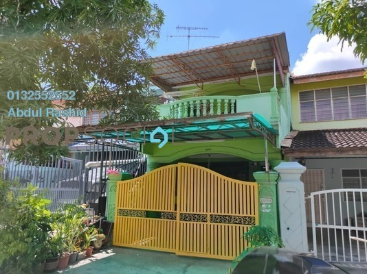 Terrace For Sale in Bandar Putra Kulai, Kulai Freehold Unfurnished 3R/2B 260k