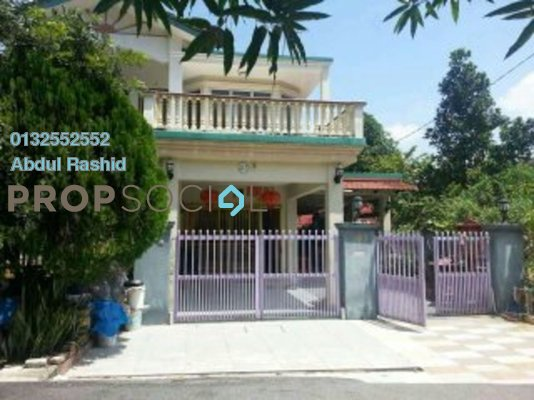 For Sale Bungalow at Sering Ukay, Ukay Freehold Semi Furnished 4R/4B 700k