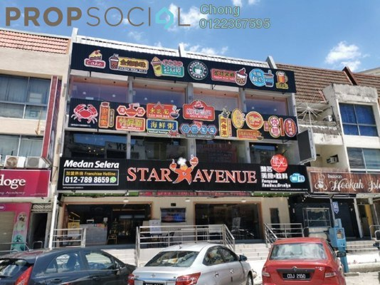 Shop For Rent in SS15, Subang Jaya Freehold Unfurnished 0R/0B 4k